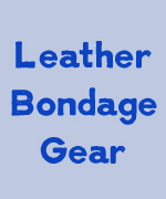 Leather Bondage Gear